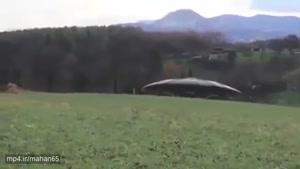 ویدیویی که از امریکا لو رفته است... وجود ادم فضایی ها