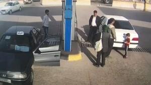باز هم انفجار در پمپ گاز!!!😑