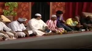 کلیپ خنده دار آواز خواندن گروهی عربها