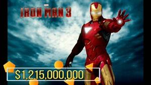 ۱۰تا از پر فروش ترین فیلم های تاریخ