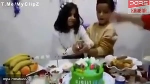 جشن تولدی که با زلزله کرمانشاه نیمه تمام ماند!