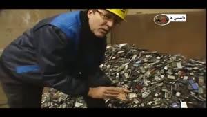 تولید مواد خام از تلفنهای همراه فرسوده