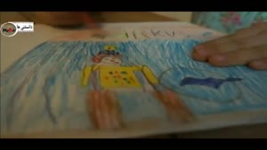 ساخت عروسک از روی نقاشی بچهها