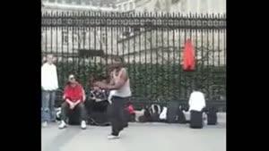 رقص خیابانی