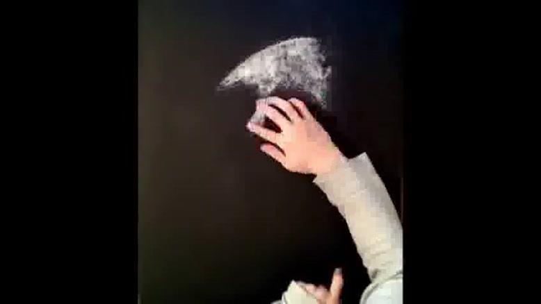 نقاشی با نمک