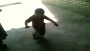 رقص آذری پسر خردسال
