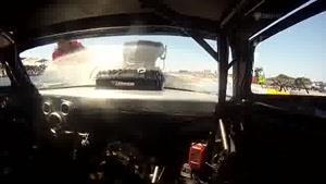 مسابقه اتومبیل رانی
