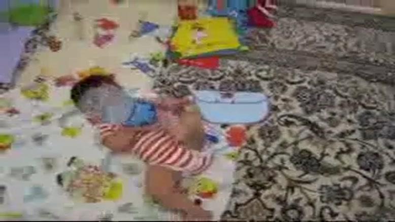 کوچولوی بازیگوش