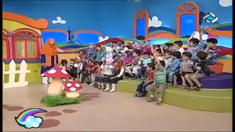 سوتی در برنامه زنده خاله نرگس