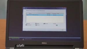 اموزش نصب ویندوز ۸ به زبان پارسی