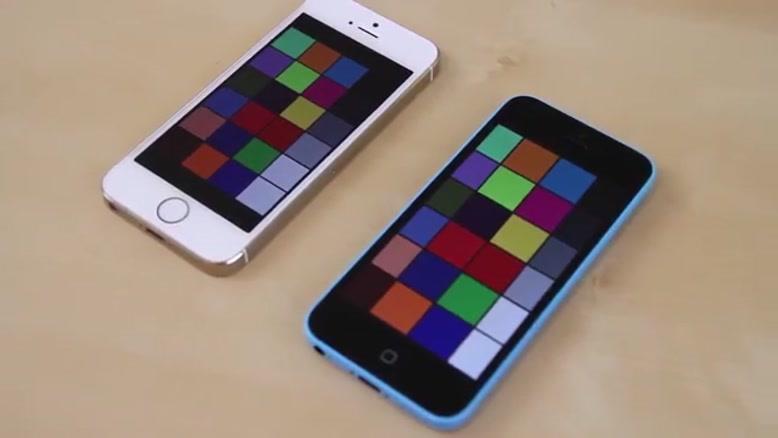 تفاوت های iphone ۵s و iphone ۵c
