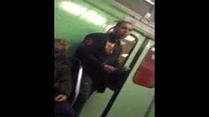 دزدی جالب در مترو