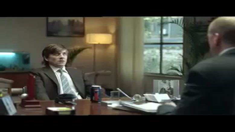 مصاحبه برای کار(تبلیغ نوشابه)