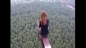 جرات دختر را ببین