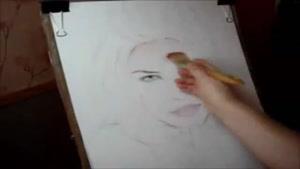 نقاشی حرفه ای