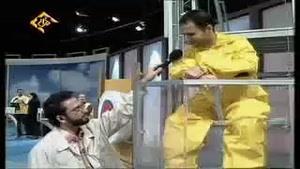 مسابقه خنده دار در تلویزیون