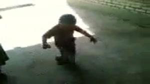 کودک رقاص