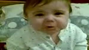گریه کردن بچه