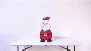 درخت کریسمس با سه پایه