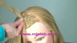 آموزش بافت موی ترکیبی