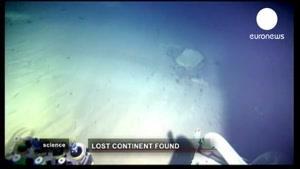 کشف یک قاره غرق شده زیر اقیانوس اطلس