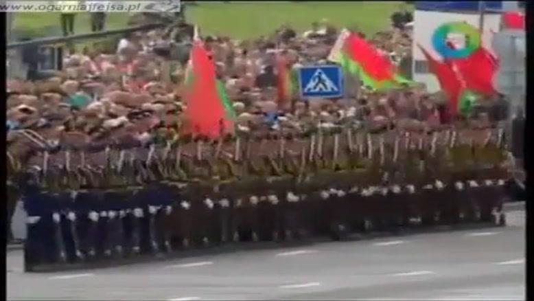 رقص نظامی بسیار زیبا و هماهنگ