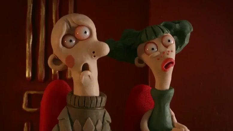 انیمیشن احساسی