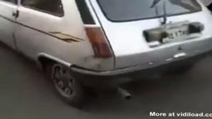 پارک کردن ماشین به روش جدید