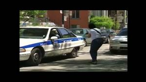 پلیس شهر مرده ها