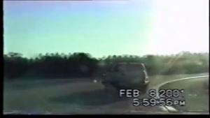 دستگیری حرفه ای راننده وانت توسط پلیس