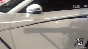 نیسان GTR R۳۵ با کیت بدنه جدید BODY KIT