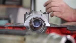 تقویت موتور ۳۵۰۰CC شورلیت - ۸ سیلندر