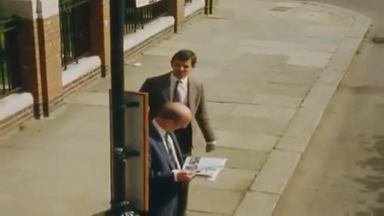 فیلم کمدی مستربین - نفس مصنوعی