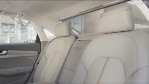 طراحی ساخت داخلی ماشین - ۲۰۱۵ Audi A۸