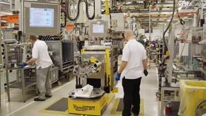 مراحل ساخت و تولید موتور ۱۲ سیلندر بنت لی Bentley