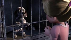 انیمیشن کوتاه و جالب توله سگ دوست داشتنی