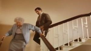 مستربین - پیر زن کند