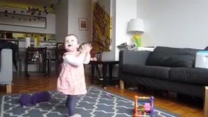 راه رفتن کودک در کمتر از ۲ دقیقه