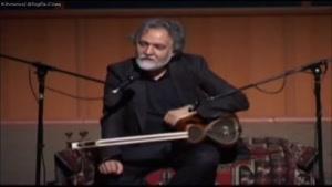 مجید درخشانی - مراسم یادبود استاد مشکاتیان