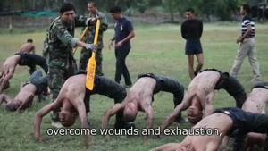 آزمون ورودی ارتش تایلندی ها