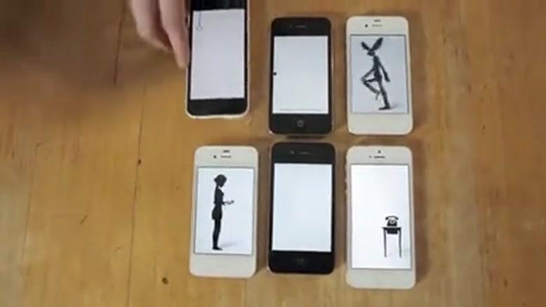 بازی با محصولات شرکت اپل