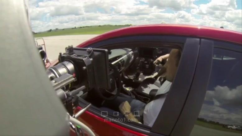 تبلیغ تویوتا با استفاده از ۹۰ دوربین