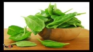 خواص سبزیجات - اسفناج