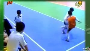 استعدادبالا کودک فوتبالیست