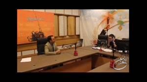 مصاحبه فرزاد حسنی با پیام صالحی