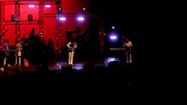 کنسرت سن خوزه گروه اریان