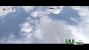 فیلم پرواز پهپاد RQ۱۷۰ ایرانی