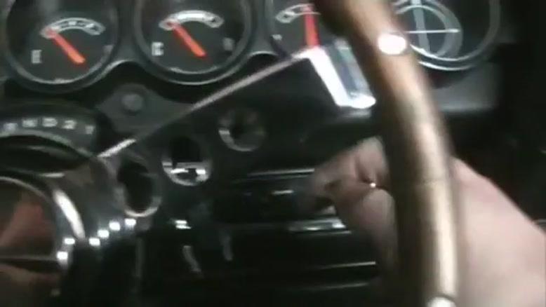 صدای استارت و رانندگی دوج چارجر مدل ۷۰