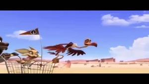 انیمیشن کارتون اسکار