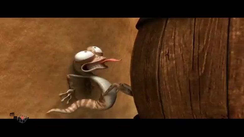 انیمیشن زیبای و خنده دار اسکار - قسمت نوشیدنی